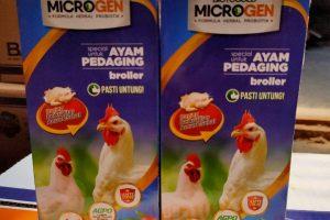 Budidaya Ayam Boiler Dengan Biotogold Microgen